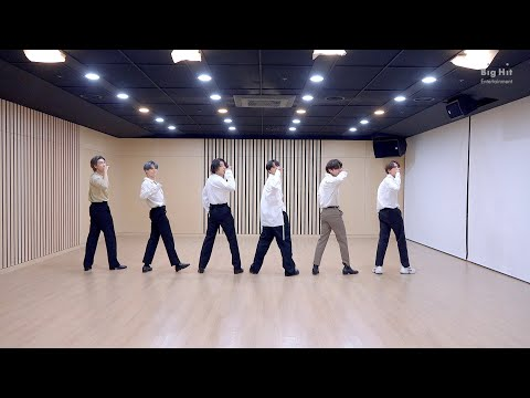 [CHOREOGRAPHY] BTS (방탄소년단) 2020 MMA 'Dynamite' Dance Break Practice