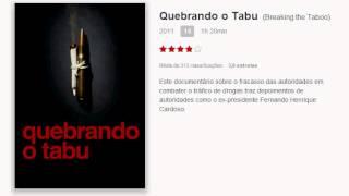 Lançamento Netflix - Quebrando o Tabu (Breaking the Taboo) (2011) 15/06/13
