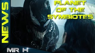 Venom Movie Origin CONFIRMED Planet Of The Symbiotes!