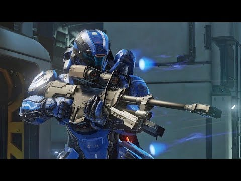 2019 HALO 5 MONTAGE [HALO IS NOT DEAD]