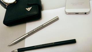 Вечный карандаш против грифельного. Обзор. Можно ли его стереть?