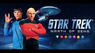 Play Star Trek: Wrath of Gems FREE!
