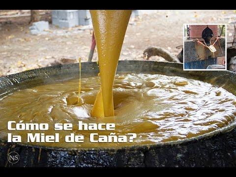 Crema de miel de cana