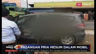 Download Video KEPERGOK! Warga Curigai Mobil Goyang, Dua Pria Bugil Berbuat Mesum - SIP 22/12 MP3 3GP MP4