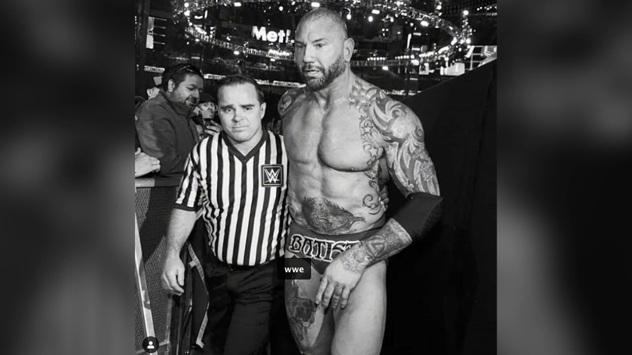 Dave Bautista officially retires from professional wrestling