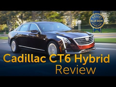 2018 Cadillac CT6 Hybrid - Review & Road Test