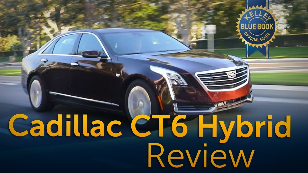 2018 Cadillac Ct6 Hybrid Review Road Test