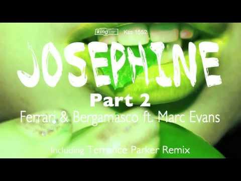 Ferrari & Bergamasco ft. Marc Evans  Josephine Terrence Parker Deeep Detroit Heat Remix