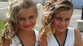 Pour mes petites filles jumelles