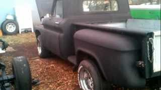 1964 Chevrolet Stepside Shortbed