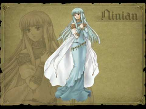 Reminiscence - Fire Emblem OST - Ninian's Theme