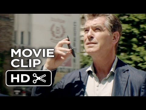 The November Man Movie CLIP - Not Finished Teaching (2014) - Pierce Brosnan Action Movie HD