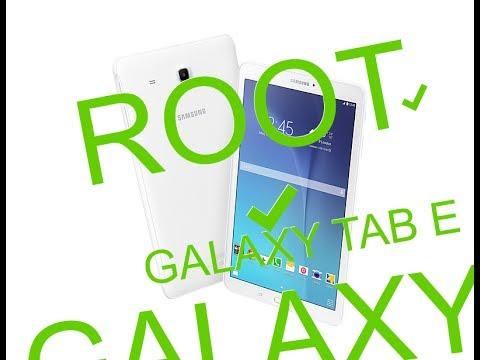 Root Samsung Galaxy Tab E New 2017