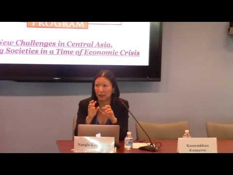 Nargis Kassenova, 'Kazakhstan 2016: The Politics of Crisis'