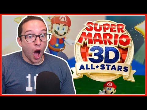 IT'S A GREAT TIME TO BE A MARIO FAN!!! | Mario 35th Anniversary Direct Reaction