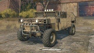 Как Построить Humvee В Crossout До 50 Деталей