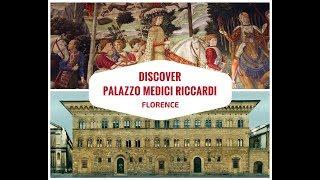 Florence, discovering Palazzo Medici Riccardi