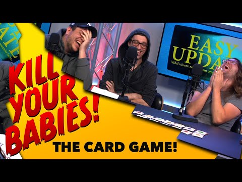 KILL YOUR BABIES! The Card Game!! - Easy Update