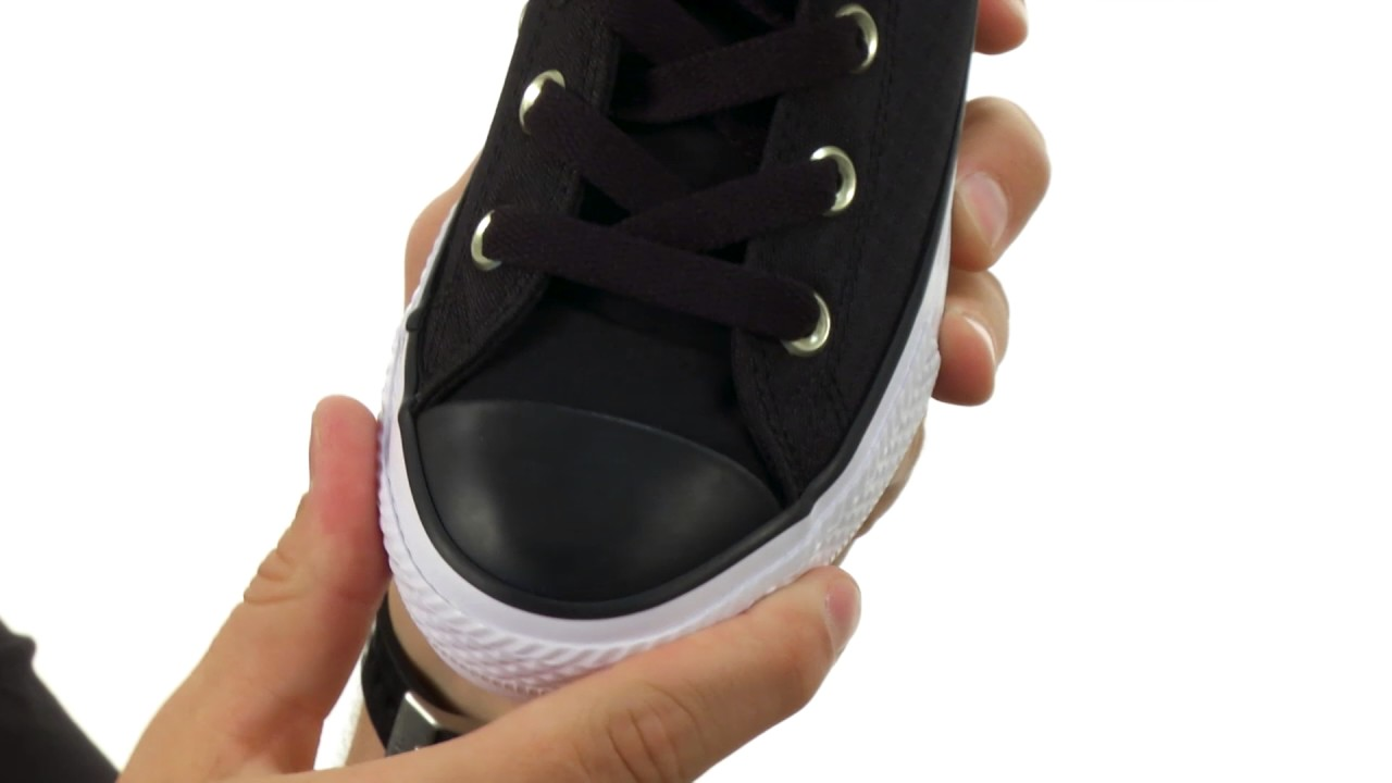 9feb88f390f1 Converse Kids Chuck Taylor All Star Syde Street Nylon Mid (Little Kid Big  Kid) SKU 8897887