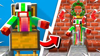 5 SECRET Entrances Players will NEVER Find In MINECRAFT!