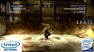 Tony Hawks Pro Skater HD on in…