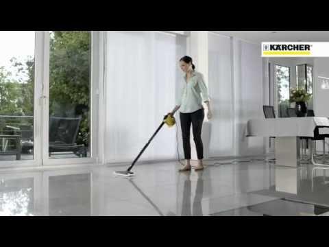 Kärcher Dampfreiniger SC 1 Floor Kit