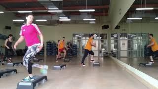 Anton Zyukin ( Step Full lesson ) 21 Final