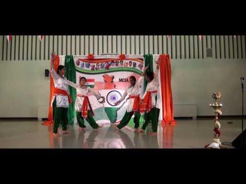 Indian Patriotic Fusion Dance Jai Ho