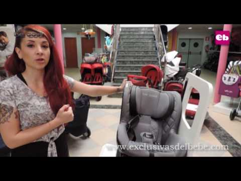 Twist 2016 El Youtube Para Coche Silla Be Cool CoedrxB