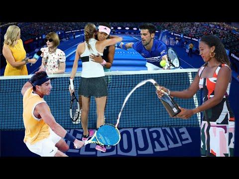 Australian Open 2019. Все итоги открытого чемпионата Австралии по теннису.