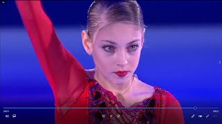 Алёна Косторная 2018 19 КП ЧЕ Alena Kostornaya SP EUROPE CH https radikal ru video 8tWzT5wb6sz