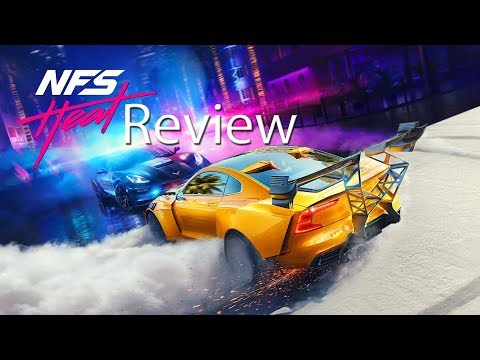 Need For Speed Heat Xbox One X Gameplay Review
