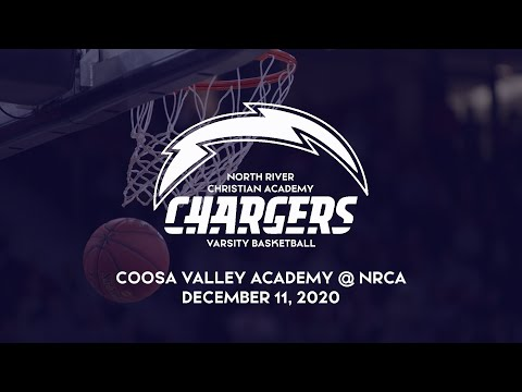 Coosa Valley Academy @ North River Christian Academy 12/11/2020