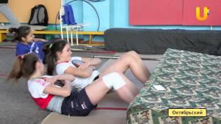 """Рубрика """"Куда отдать ребенка"""": спортивная акробатика"""