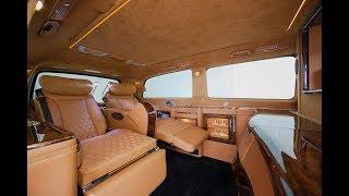 Mercedes Benz V Class VIP Design VVD1021 By TRIMO