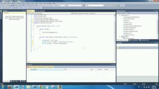 Visual C# 2010 Tutorial: QR Code Encoder and Decoder