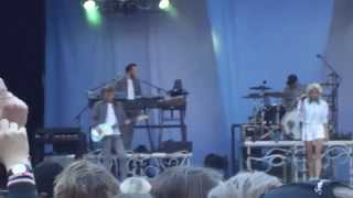 Veronica Maggio - Satan i gatan (live @ Gröna Lund, Stockholm 07.05.2015)