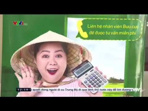 Vay Tiêu Dùng VNPOST - FE Credit _ Video VTV1