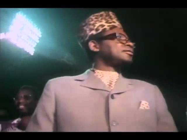 WHEN WE WERE KINGS TRAILER 1996