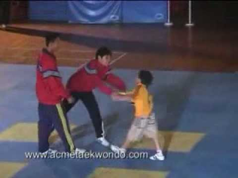 4th National Tkd Expose - Self Defense 1 (2001)