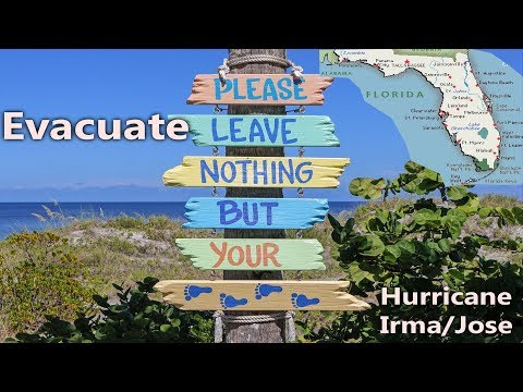 Evacuate - Hurricane Irma Rescue - Video