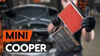 Wie MINI MINI (R50, R53) Turbokühler austauschen - Video-Tutorial