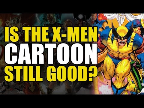 Does X-Men The Animated Series Hold Up?
