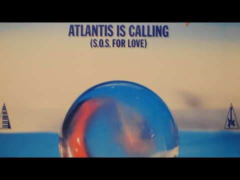 Modern Talking - Atlantis Is Calling (S.O.S. For Love) (Background Chorus Instrumental Rare Version)