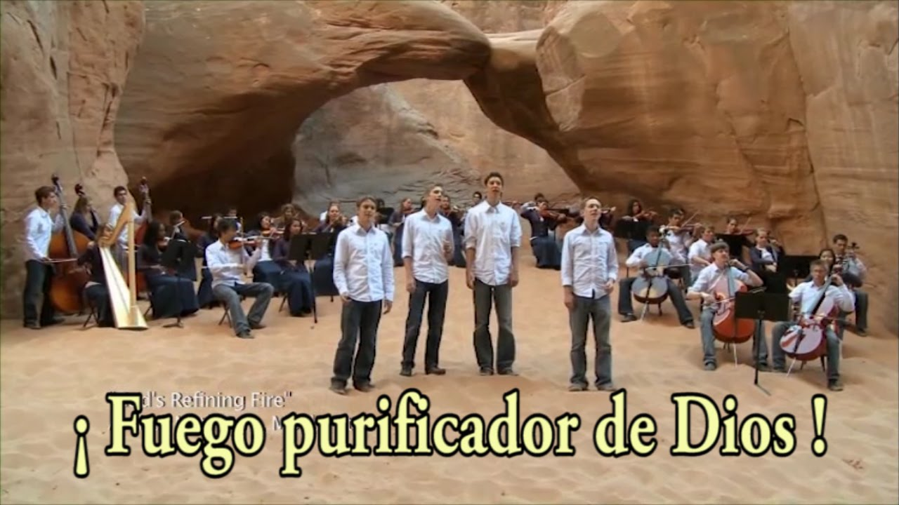 ¡ FUEGO PURIFICADOR DE DIOS ! - Fountainview Academy