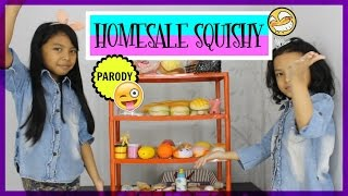 HOMESALE SQUISHY INDONESIA ♥ Parody Keira Charma