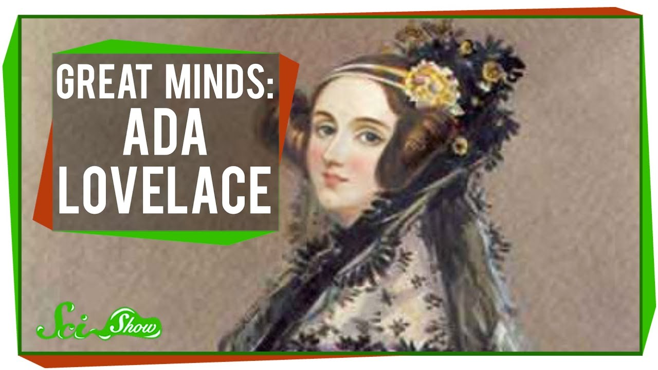 Ada Lovelace: Great Minds - YouTube