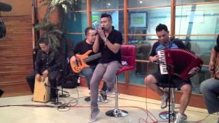 Rio Febrian - Aku Bertahan (Ganaskustik 98.7 GenFM)