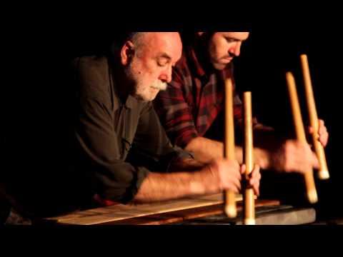 Juan Mari Beltran (ES) és zenekara txalaparta koncertje - 2014.04.26. - Budapest Folk Fest