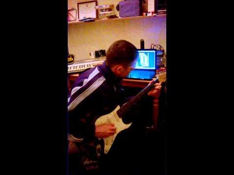 tribute to prisoner theme tune, done on guitar